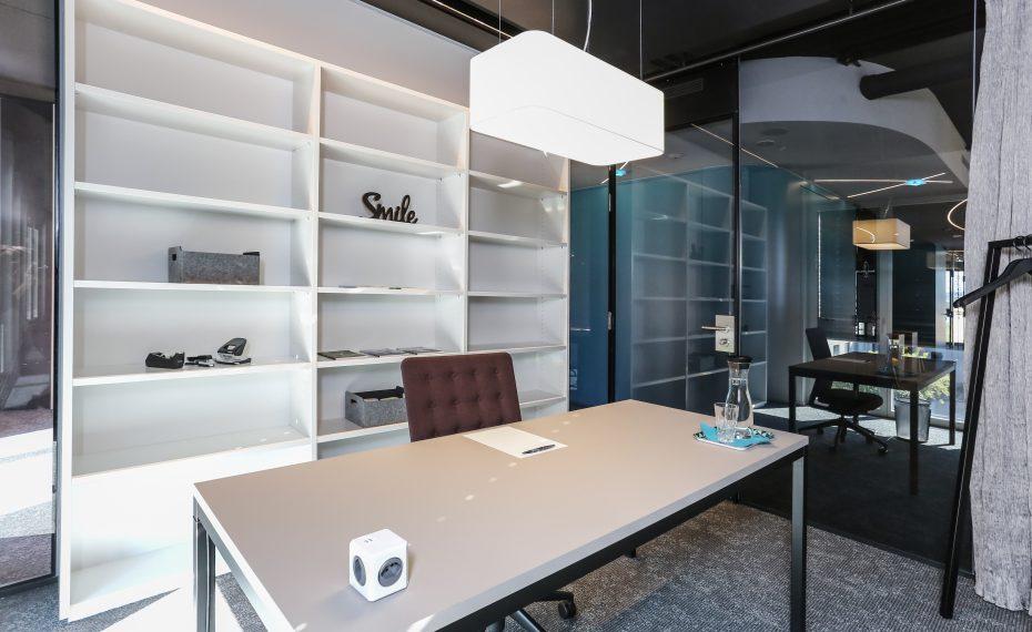 Büro mieten mit Firmensitz in Pfäffikon SZ