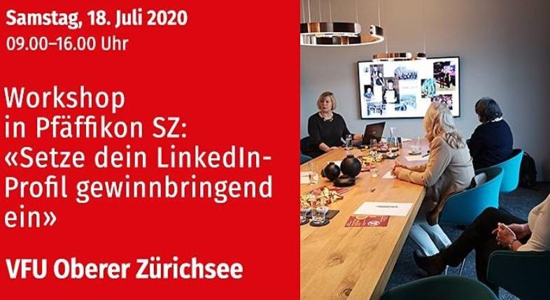 VFU LinkedIn Workshop