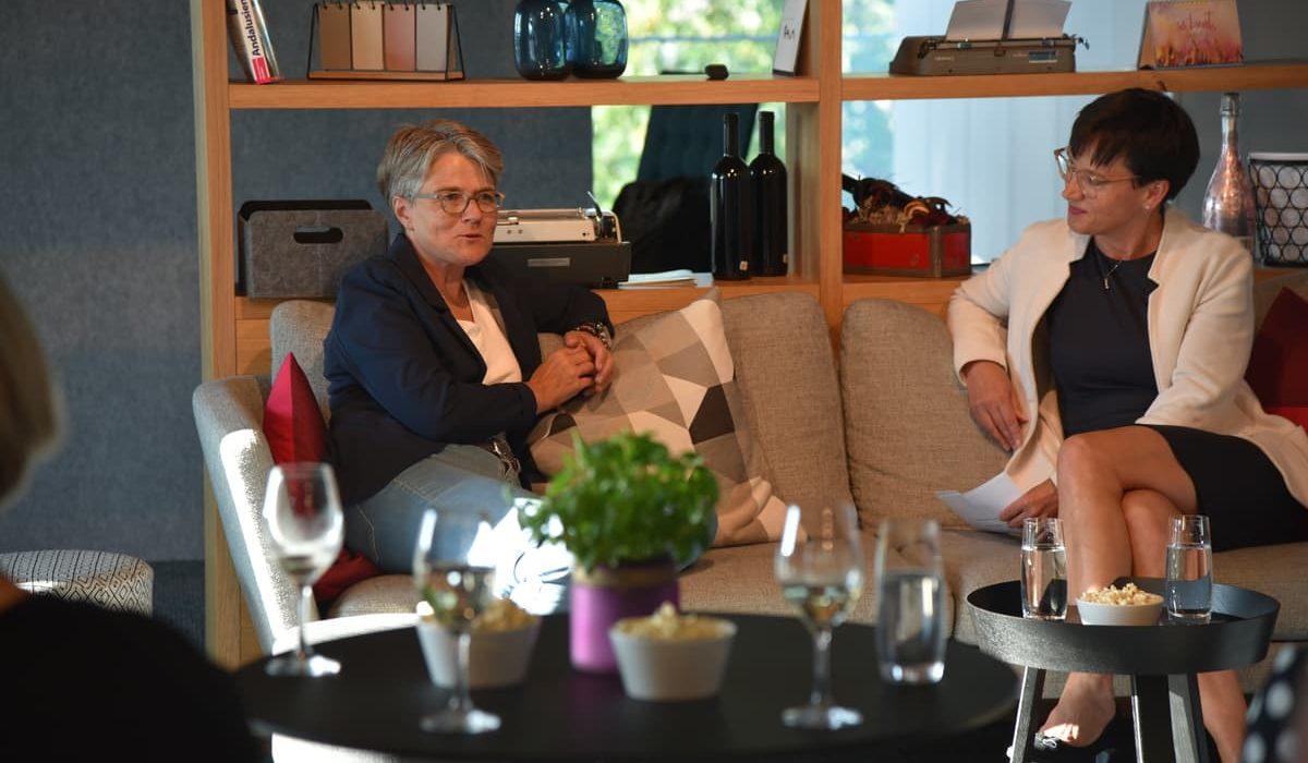 Unternehmer Talk Prisca Bezzola