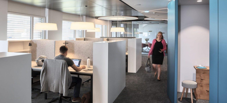 Büro mit Firmensitz und erstklassigen Services